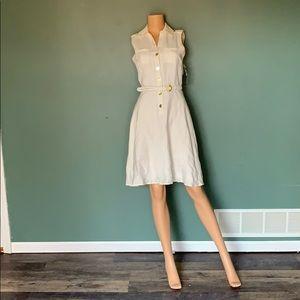 Perfect linen dress for spring / summer
